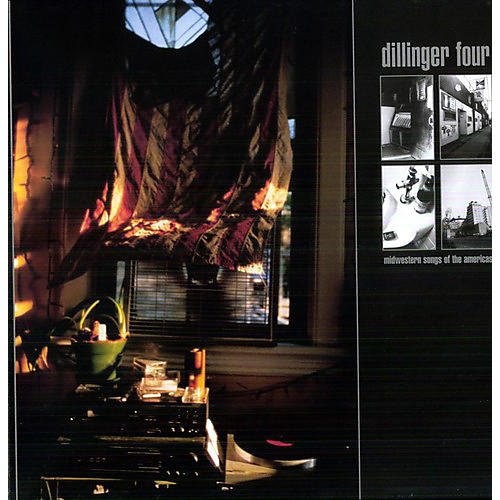 Alliance Dillinger Four - Midwestern Songs of the Americas