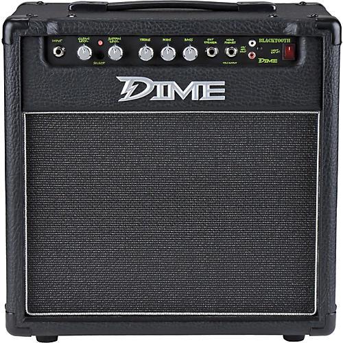 dean dime blacktooth 20w 1x10 guitar combo amp musician 39 s friend. Black Bedroom Furniture Sets. Home Design Ideas