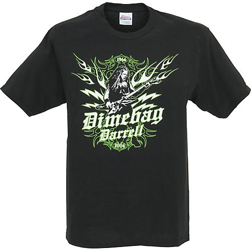 Dimebag Hardware Dime Flame T-Shirt