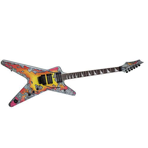 Dean Dimebag Concrete Sledge ML Electric Guitar