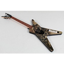 Open Box Dean Dimebag Pantera Cowboys From Hell ML Electric Guitar
