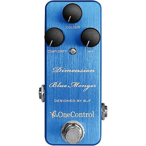 One Control Dimension Blue Monger Modulation Effect Pedal