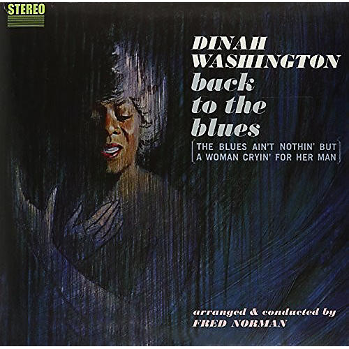 Alliance Dinah Washington - Back To The Blues