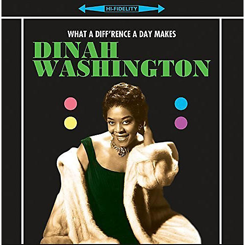 Alliance Dinah Washington - What a Difference a Day Makes