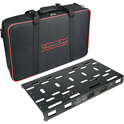 Voodoo Lab Dingbat Pedalboard Power Package with Pedal Power 3