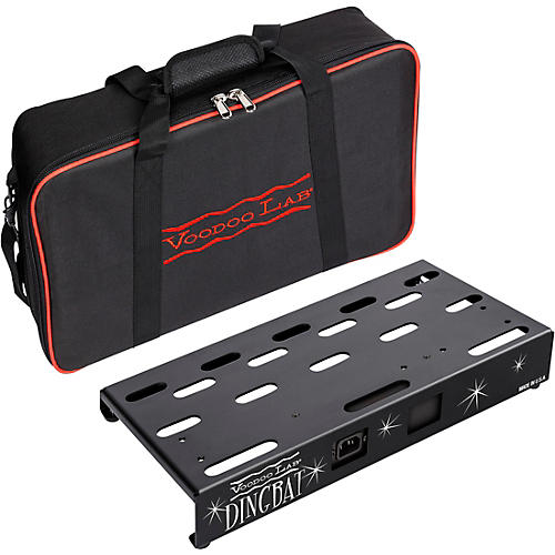 Voodoo Lab Dingbat Small EX Pedalboard Power Package With Pedal Power 3 Small