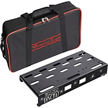 Voodoo Lab Dingbat Small EX Pedalboard Power Package With Pedal Power X8