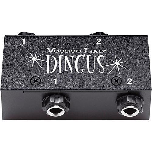 Voodoo Lab Dingus Dual 1/4 in. Feed-Thru Module for Dingbat Pedalboards