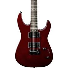 Dinky JS12 Electric Guitar Metallic Red