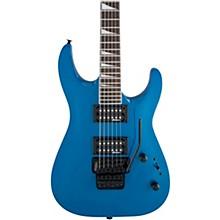 Dinky JS32 DKA Arch Top Electric Guitar Bright Blue