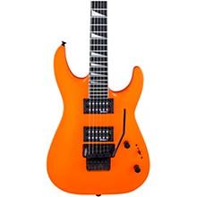 Dinky JS32 DKA Arch Top Electric Guitar Neon Orange