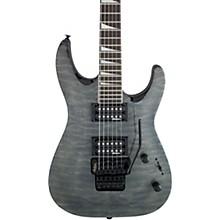 Dinky JS32Q DKA Arch Top Electric Guitar Transparent Black