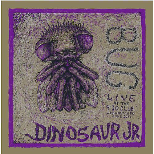 Alliance Dinosaur Jr - Bug Live