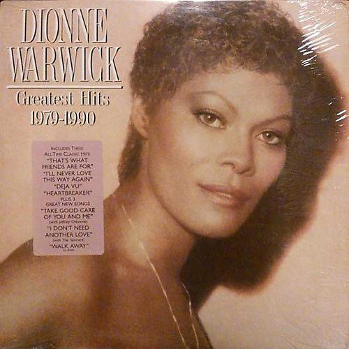 Alliance Dionne Warwick - Greatest Hits (1979-1990)