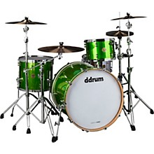 Dios 3-Piece Shell Pack Emerald Green