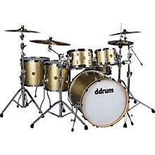 Dios 5-Piece Shell Pack Satin Gold