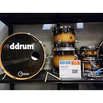 ddrum Dios Ash Drum Kit