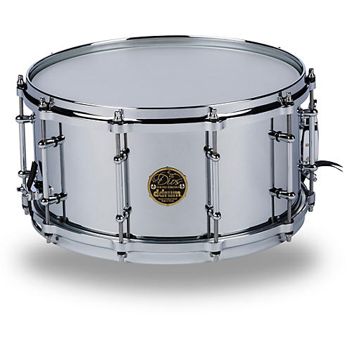 Ddrum Dios Cast Steel Snare Drum, 14x7