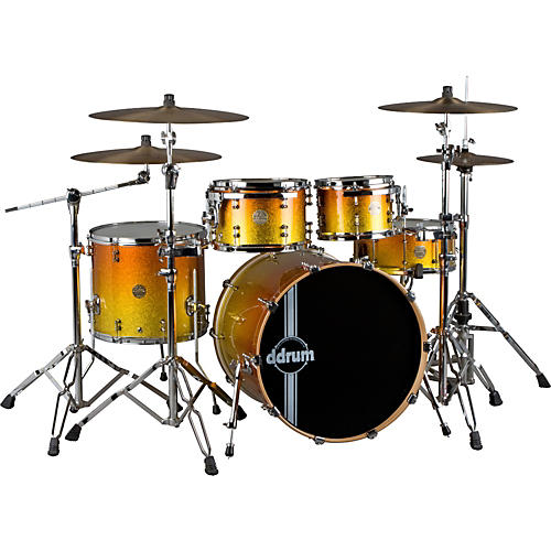 b7490f8a9c23 Ddrum Dios Maple Player 5-piece Shell Pack