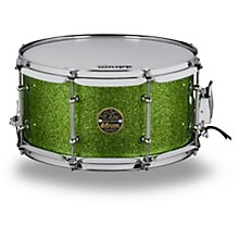 Dios Maple Snare 13 x 7 in. Emerald Green