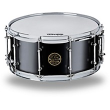 Dios Maple Snare 14 x 6.5 in. Satin Black