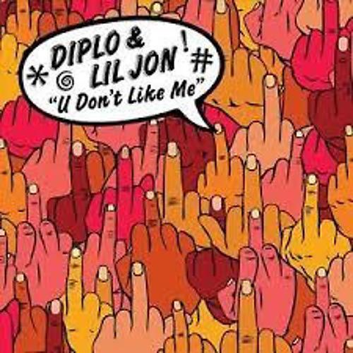 Alliance Diplo - U Don't Like Me