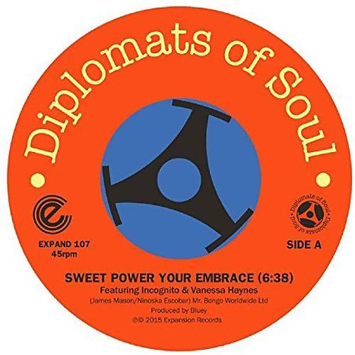 Alliance Diplomats of Soul - Sweet Power Your Embrace/Mi Sabrina Tequana