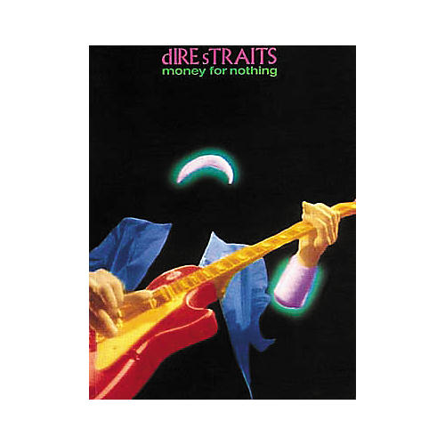 Hal Leonard Dire Straits - Money for Nothing Piano, Vocal, Guitar Songbook