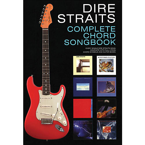 Hal Leonard Dire Straits Complete Chord Songbook