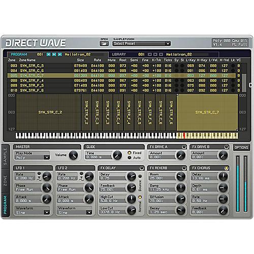 Image Line DirectWave Software Download