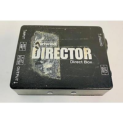 Whirlwind Director Direct Box Direct Box