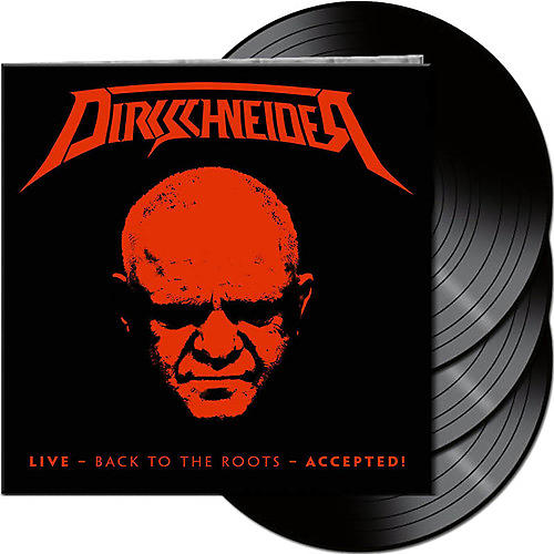 Alliance Dirkschneider - Live - Back To The Roots - Accepted!