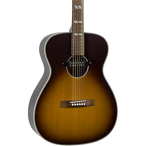 Recording King Dirty 30s Series 7 000 Acoustic-Electric Guitar with Gold Foil Pickup