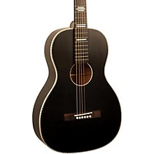 Dirty 30's Series 7 Single 0 RPS-7 Acoustic Guitar Black