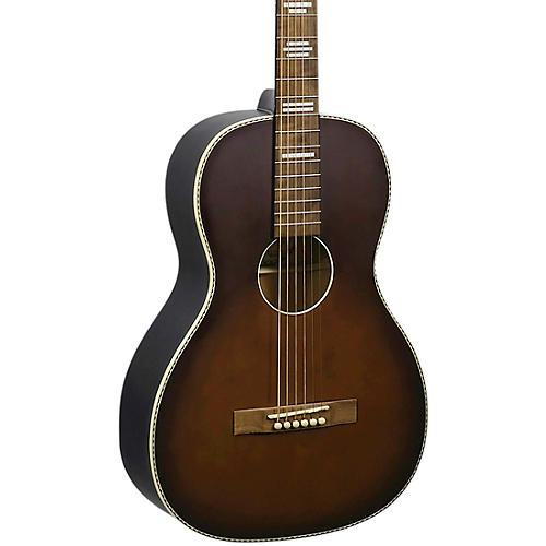 Recording King Dirty 30's Series 7 Single 0 RPS-7 Acoustic Guitar Brown Sunburst