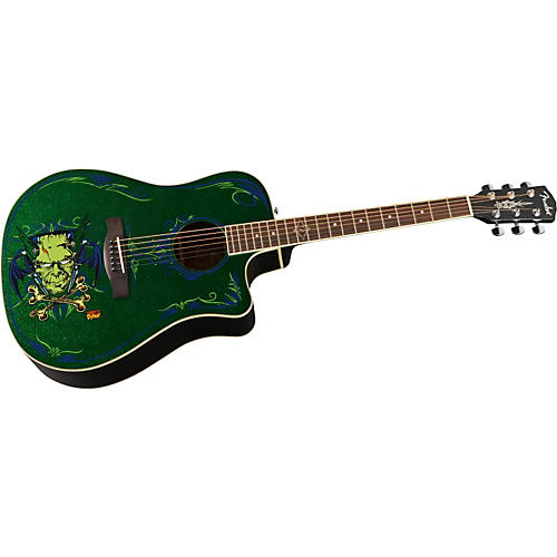 Fender Dirty Donny Franken-Bucket Acoustic-Electric Guitar