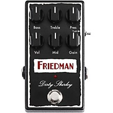 Open Box Friedman Dirty Shirley Overdrive Effects Pedal