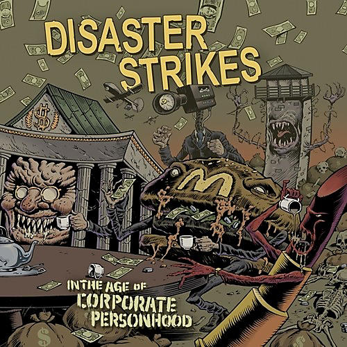Alliance Disaster Strikes - In The Age Of Corporate Personhood
