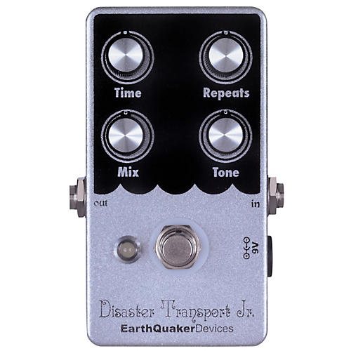 EarthQuaker Devices Disaster Transport JR Delay Guitar Effects Pedal
