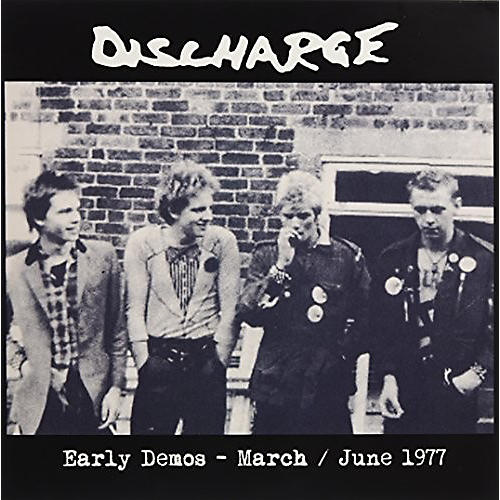Alliance Discharge - Early Demos March