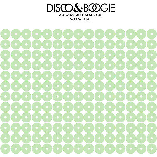 Alliance Disco & Boogie - 200 Breaks & Drum Loops 3