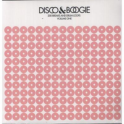 Disco & Boogie - 200 Breaks and Drums Loops, Vol. 1
