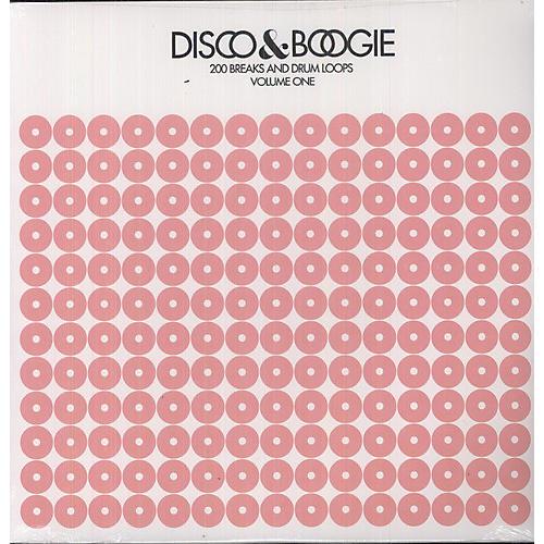 Alliance Disco & Boogie - 200 Breaks and Drums Loops, Vol. 1