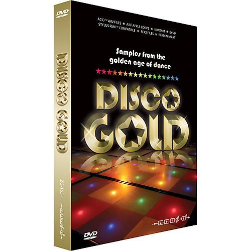 Zero G Disco Gold