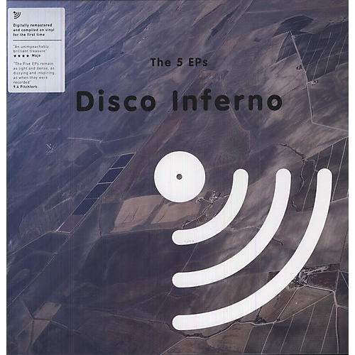 Alliance Disco Inferno - 5 Eps'