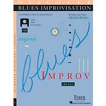 Faber Piano Adventures Discover Blues Improvisation Faber Piano Adventures® Series Written by Nancy Faber