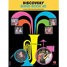 Hal Leonard Discovery Band Book #2 (B-flat Bass Clarinet) Concert Band Level 1 Composed by Anne McGinty
