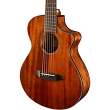 Open BoxBreedlove Discovery Companion CE Mahogany Acoustic-Electric Guitar