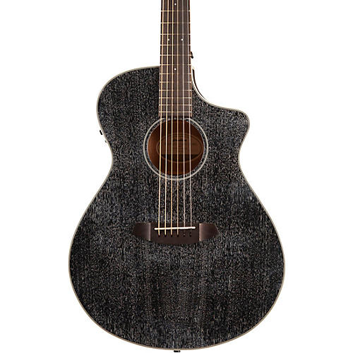 breedlove discovery concert ce mahogany mahogany acoustic electric guitar night sky musician 39 s. Black Bedroom Furniture Sets. Home Design Ideas