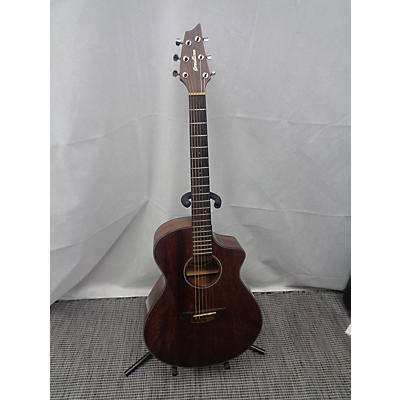 Breedlove Discovery Concert CEMH Acoustic Guitar